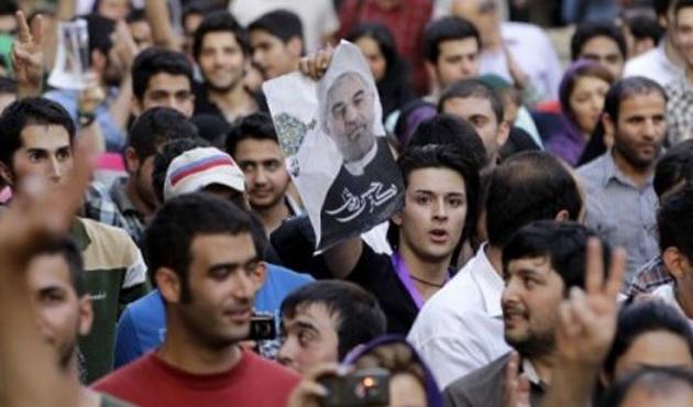 İran halkı Suriye'de savaşmaktan yana