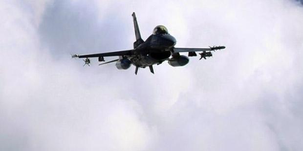Ankara'da jetler alçak uçuş yapıyor
