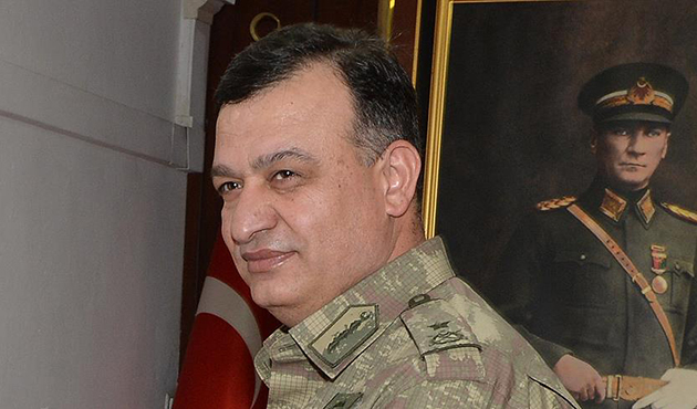 Darbeci Tuğgeneral Ali Osman Gürcan tutuklandı