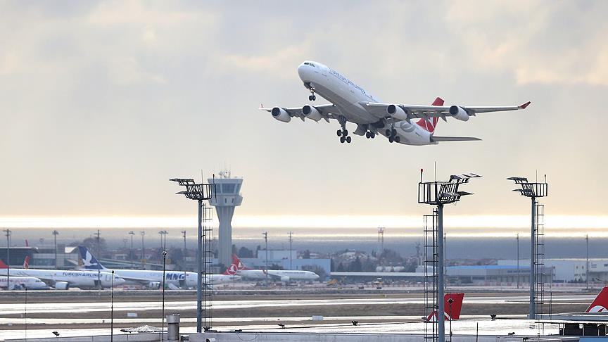 Esenboğa dışında bütün havalimanları sefere açık