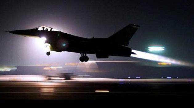 Türk jetleri Ankara'da Sikorsky düşürdü