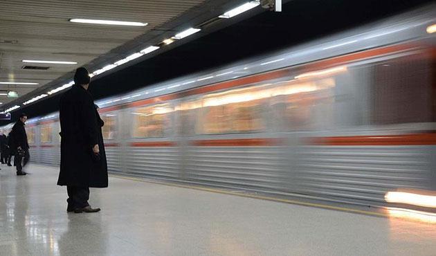 Metro seferleri 'sahipsiz çanta' sebebiyle durduruldu