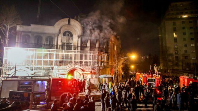 İran'da büyükelçi saldırganları yargı önünde