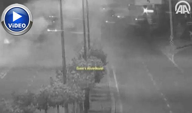 Darbeci askerler Beştepe'ye böyle saldırmış | VİDEO