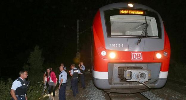 IŞİD tren saldırısını üstlendi