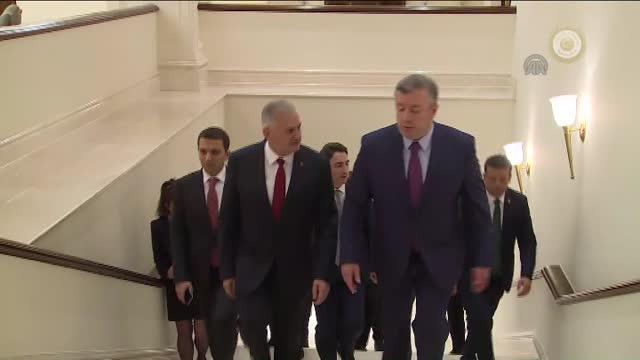 Türkiye ile Gürcistan arasında 6 anlaşma imzalandı