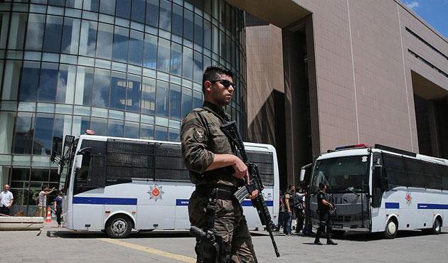 İstanbul Adliyesi'nde görev değişiklikleri