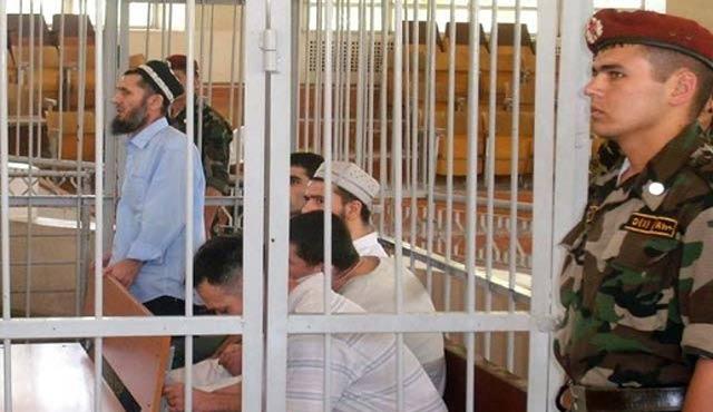 Tacik Selefi lider Muhammedi'ye hapis cezası