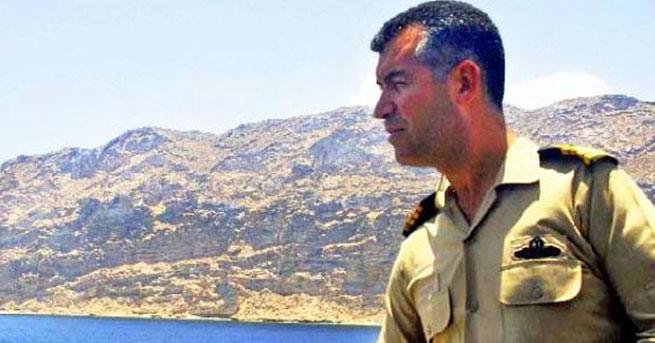Balyoz sanığı idi; Marmaris'e komutan atandı