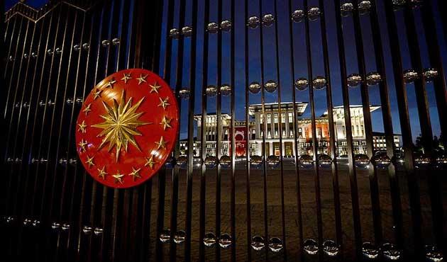 Erdoğan, CIA Başkanı Pompeo'yu kabul etti