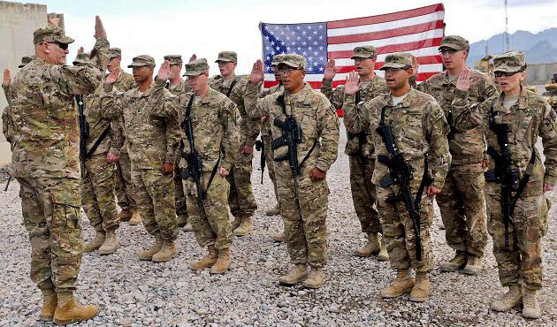 Gülen cemaati Amerikan ordusuna da sızıyor