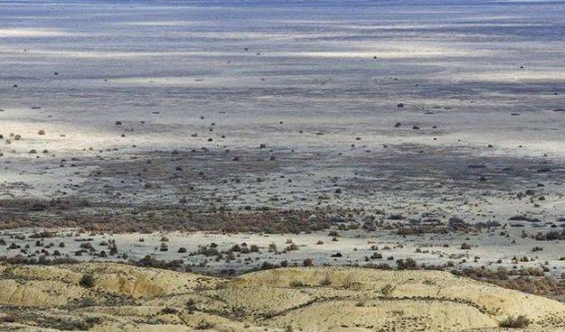 Kuzey Aral su ile dolmaya başladı