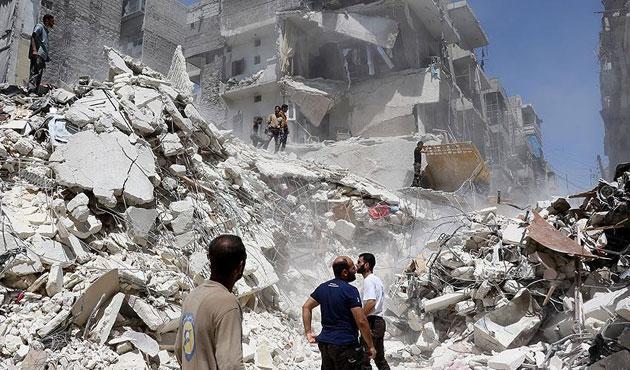 Rusların salkdırısında yine siviller öldü