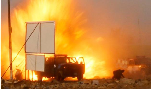 Irak Diyala'da yeni saldırı