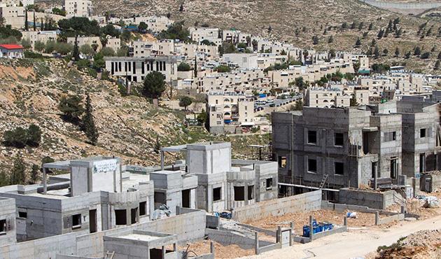 İsrail'den Kudüs'te yeni yerleşimlere onay