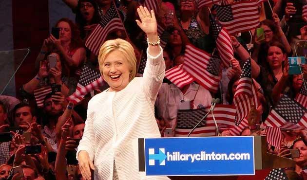 Clinton mağlubiyetin kitabını yazacak