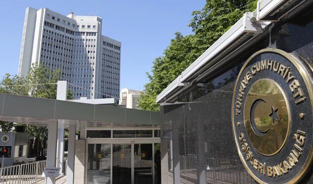 Ankara'daki diplomatlara OHAL brifingi