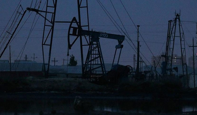 Kazakistan'ın petrol rezervi 4,8 milyar ton