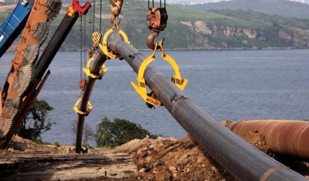 Ukrayna'dan AB'ye çağrı: 'Türk Akımı Projesi durdurulmalı'