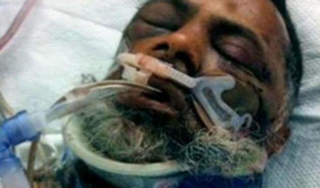 ABD'de camiye giderken dövülen yaşlı adam ilk kez konuştu