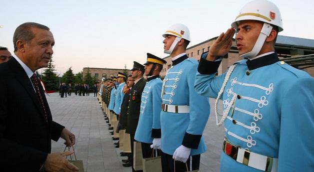 Muhafız Alayı'nda 39 tutuklama daha