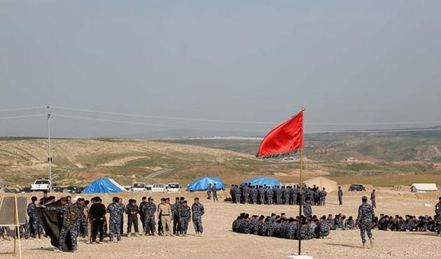 Başika'daki savaşçılar Musul operasyonuna hazır