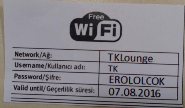 THY, Erol Olçok'u şifreyle andı