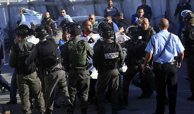 Filistin'den müzakere için dört şart