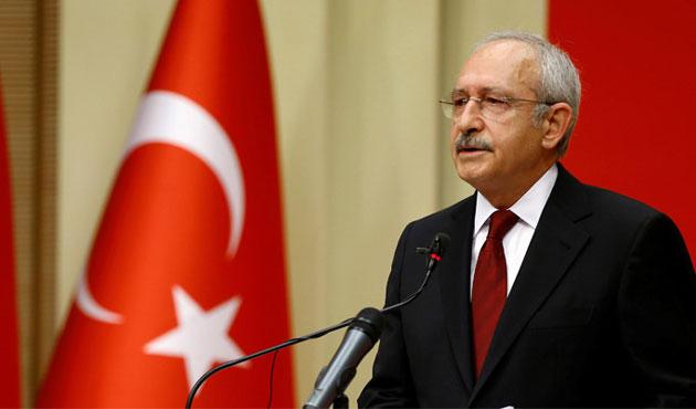 Kılıçdaroğlu KHK'lara tepkili