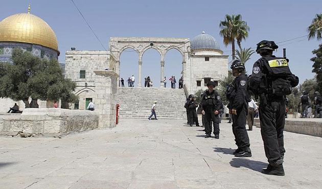 Filistin'den ABD'ye Mescid-i Aksa talebi