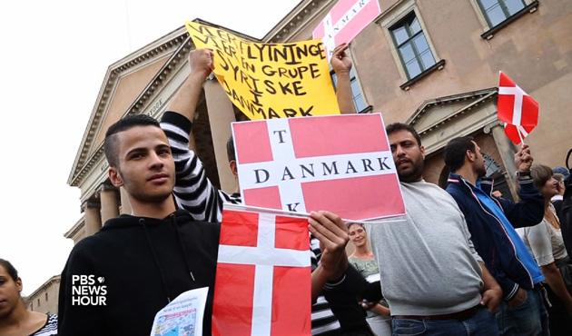 Danimarka sığınmacılara sokak yasağı istedi