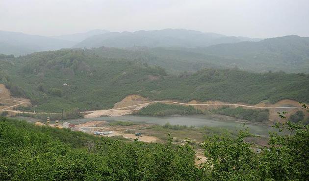 Melen Barajı için geri sayım başladı