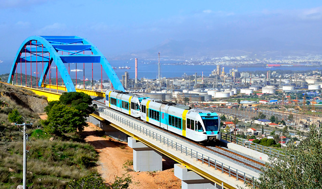 Ege Denizi Karadeniz'e trenle bağlanacak