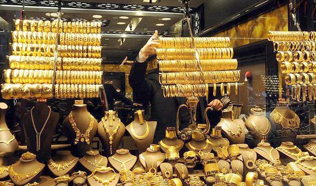 Altından tarihi rekor