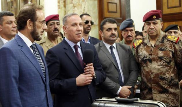 Irak meclis başkanı Savunma Bakanına dava açtı