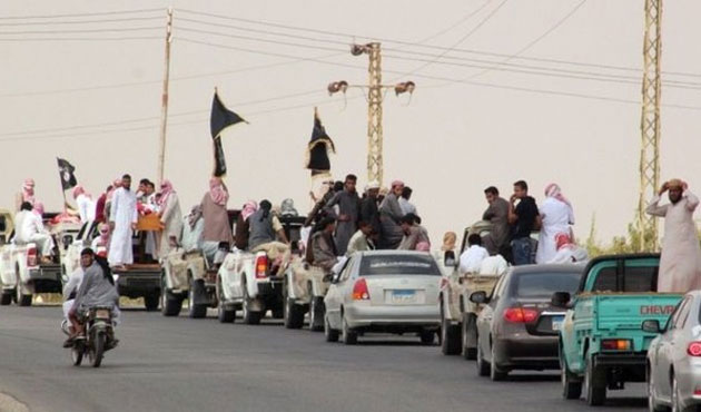 Sina'daki IŞİD lideri öldürüldü