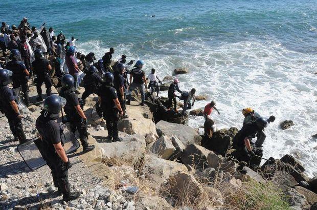 İtalya-Fransa sınırında sığınmacılar durduruldu