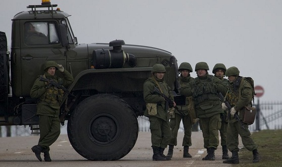 Rusya'dan Kırım'a büyük yığınak