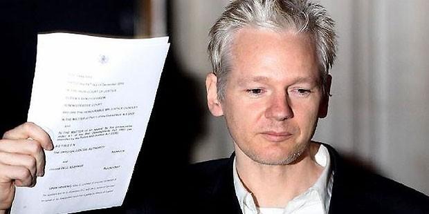 Assange'dan 'yalan haber' açıklaması