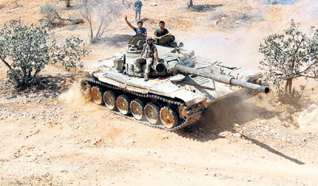 Rusya'dan Suriye muhaliflerine sınırsız silah teklifi
