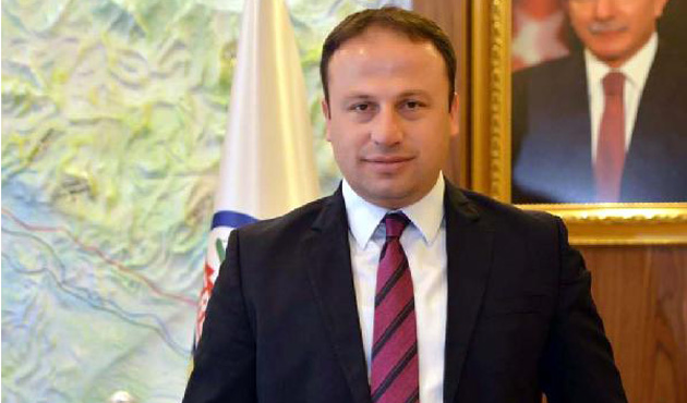 Erbaa'nın AK Partili Belediye başkanı gözaltında