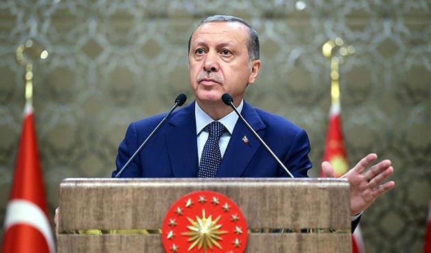 Cumhurbaşkanı Erdoğan: Teröre karşı ilkeli duruş sergilenmeli