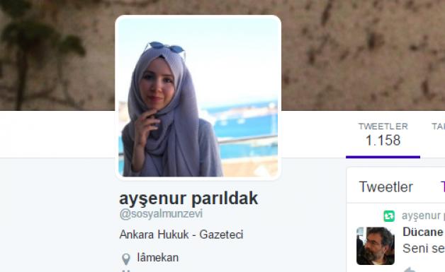 Ayşenur Parıldak'a 15 yıla kadar hapis talebi