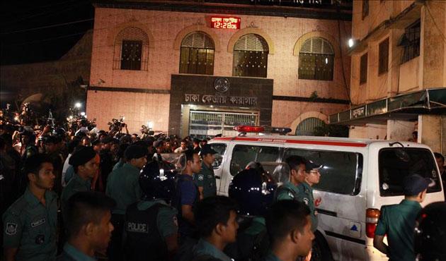 İdam edilen Mir Kasım Ali için gıyabi cenaze namazı