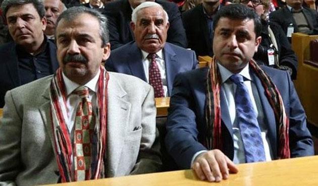 HDP'li Demirtaş ve Önder hakkında iddianame