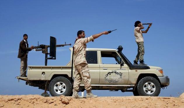 Libya'da IŞİD'le yeni çatışmalar