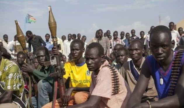 Etiyopya'daki Sudan barış görüşmeleri askıya alındı
