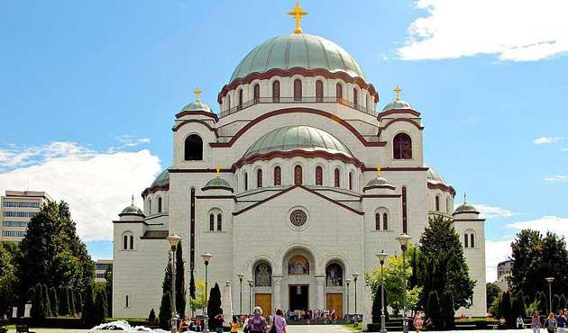 Belgrad'ın 122 yıldır tamamlanamayan mabedi: Aziz Sava