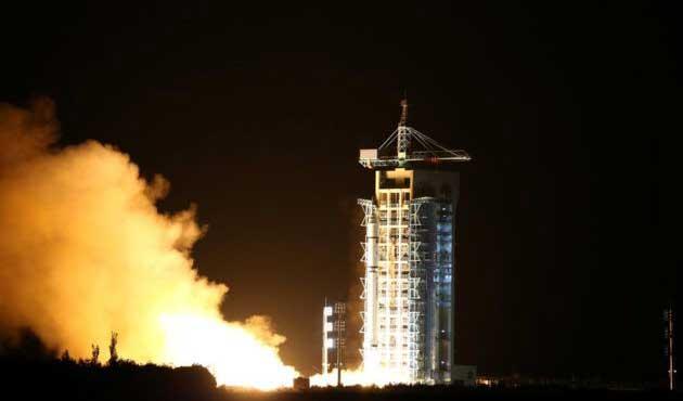 Dünyanın ilk kuantum uydusunu fırlatıldı