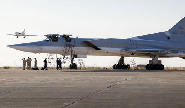 Rus uçakları, Suriye için İran üssünü kullanacak